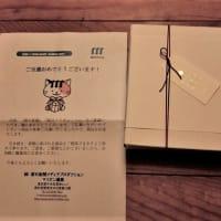 新規当選 日本茶3種/朝日マリオン