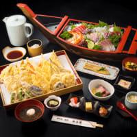 東京の屋形船料理(その1:浅草、勝どき等)