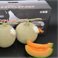 北海道・新十津川町産メロンとゼリー「奈良のうまいものプラザ」で販売開始!(2020 Topic)