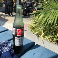今年も朝からコカコーラの季節
