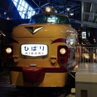 鉄道博物館へ(その3)子どもたちは広い屋上が一番楽しい
