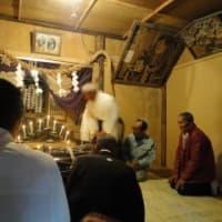 旭の又集落例大祭
