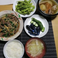 ニラレバー炒め定食、炊屋食堂の絶品menu・・・