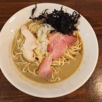 煮干しラーメン平八#再訪33(横須賀中央駅)
