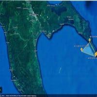 ロシア海軍の演習がアニワ湾で行われます