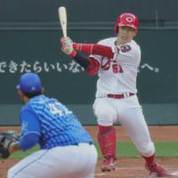 高橋昴也投手、小園海斗選手の活躍に気分を良くした1ファン