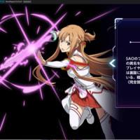 SAO新作アプリの「ソードアート・オンライン アリシゼーション・ブレイディング」SAOAB(アリブレ) をPCでプレイのやり方(NoxPlayer)