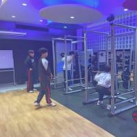 フィジカルトレーニングを始めました!!