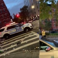 ハーレムで群衆がパトカーに攻撃。警察組合「NYは危険。来るな」
