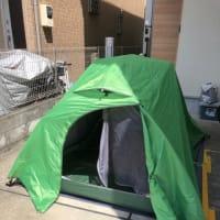 購入したテントの感想です!