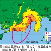 東南海地震の震源域で、麻生太郎が潜水艦に乗って何をしていたというのだろうか?