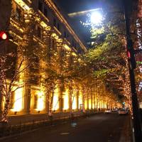 日本橋にて(2019年12月7日)
