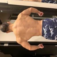 先週行った胸のトレーニング