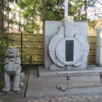 乃木神社、東郷神社(2020.2.8)