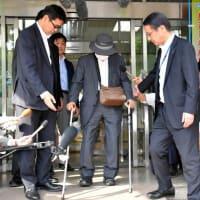5/18午前、飯塚幸三退院 → 逮捕せずに任意捜査継続だって