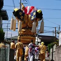 新居浜太鼓祭り開幕