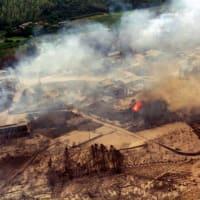 「定点」を被災遺構に 雲仙・普賢岳の大火砕流から30年