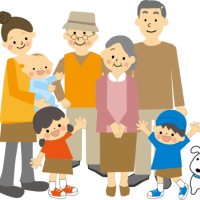 ベトナムの「家族 (ザーディン)」について