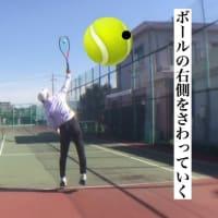 ■サーブ スライスサーブを打つコツについて 〜才能がない人でも上達できるテニスブログ〜