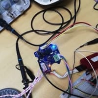 GSX1100Sカタナ用タコメータの製作