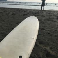 11月はサーフィン日和