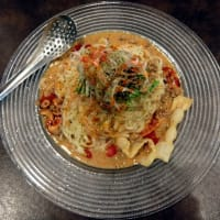 【限定】175°DENO担担麺 駅前通店@札幌市中央区 2 「冷し汁なし担担麺」