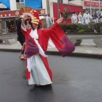 大島椿パレードの裏側?