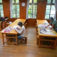 10月最後の教室 がんばるアキアカネ