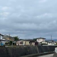 アップが遅くなってしまいました。本日も富士山見えませんでした。