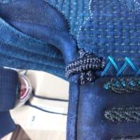垂紐の飾紐修理の話