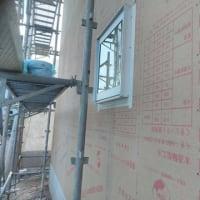 南矢三町の家、構造体検査