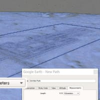 大西洋の海底アート 1: 異世界のトランペット風クローラー図形