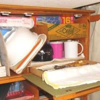 N-VANの車中泊化DIY 食器棚、仕切りの修正