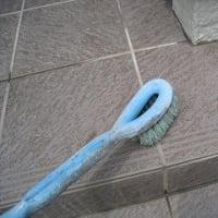 この時期に玄関の大掃除