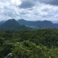 群馬の登山、榛名二ッ岳