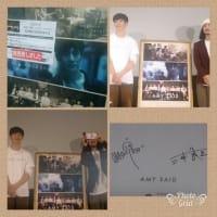 舞台挨拶付き上映「AMY SAID」★3・5
