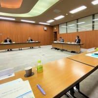 下生野上空からの風景&長野県町村会6月役員会
