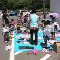 被災地支援 第2弾 夏服リサイクル