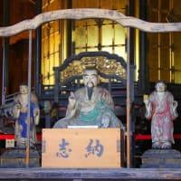 いよいよ国宝・善光寺本堂へ参拝を・・・・・・!