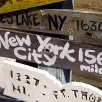 NYから1569マイル