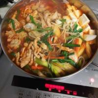 赤からの鍋