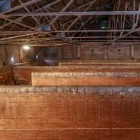 舞鶴旧鎮守府水道施設 旧北吸浄水場第1・2配水池【京都府舞鶴市】