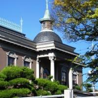 <津山散策㊦城西> 「城西浪漫館」など歴史的建築物も多く