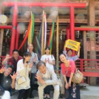 第4回大仙人のスピリチュアル合宿、金華山黄金山弁財天合宿が無事終了しました。