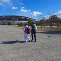 1月9日新春京山大周回マラニック その6 ラッセンからゴールへ