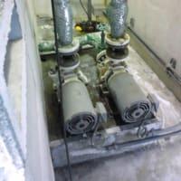 (セレスティアル東三国) 給水ポンプの様子を見てきました♪