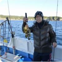 11月16日の釣り