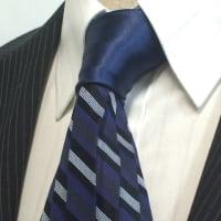 ネクタイも防寒アイテム