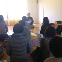 京都セラピストの会の様子☆