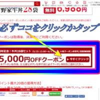 楽天ランキング総合1位の牛丼セットが期間限定で5,000円OFF!